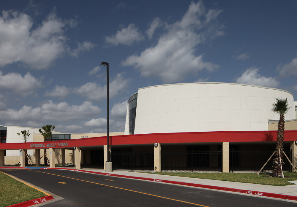 HCISD Memorial Middle School