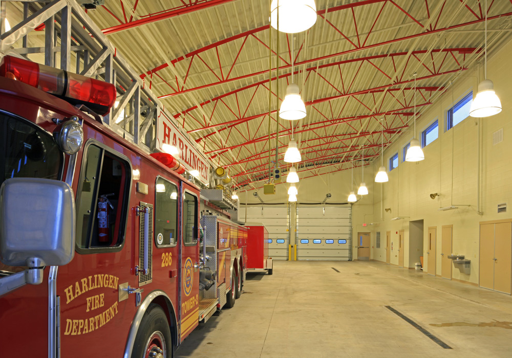 Harlingen Fire Station No. 4