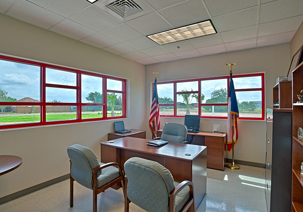 La Joya ISD Police Station Office