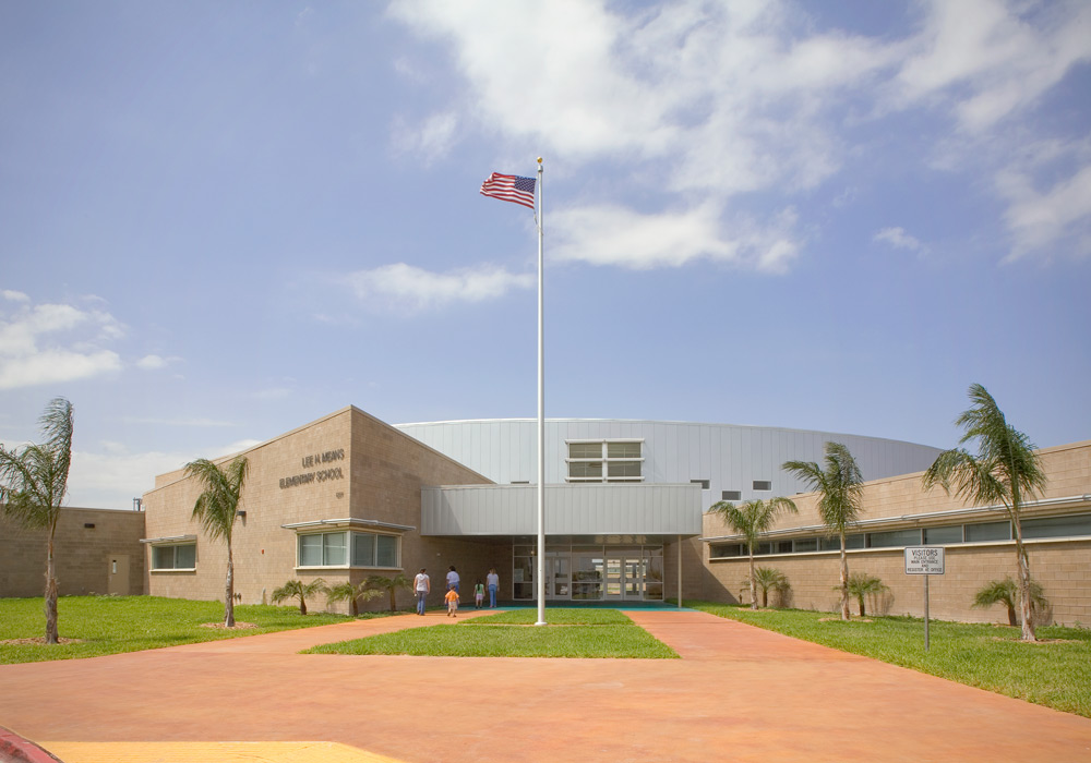 Lee Means Elementary Exterior