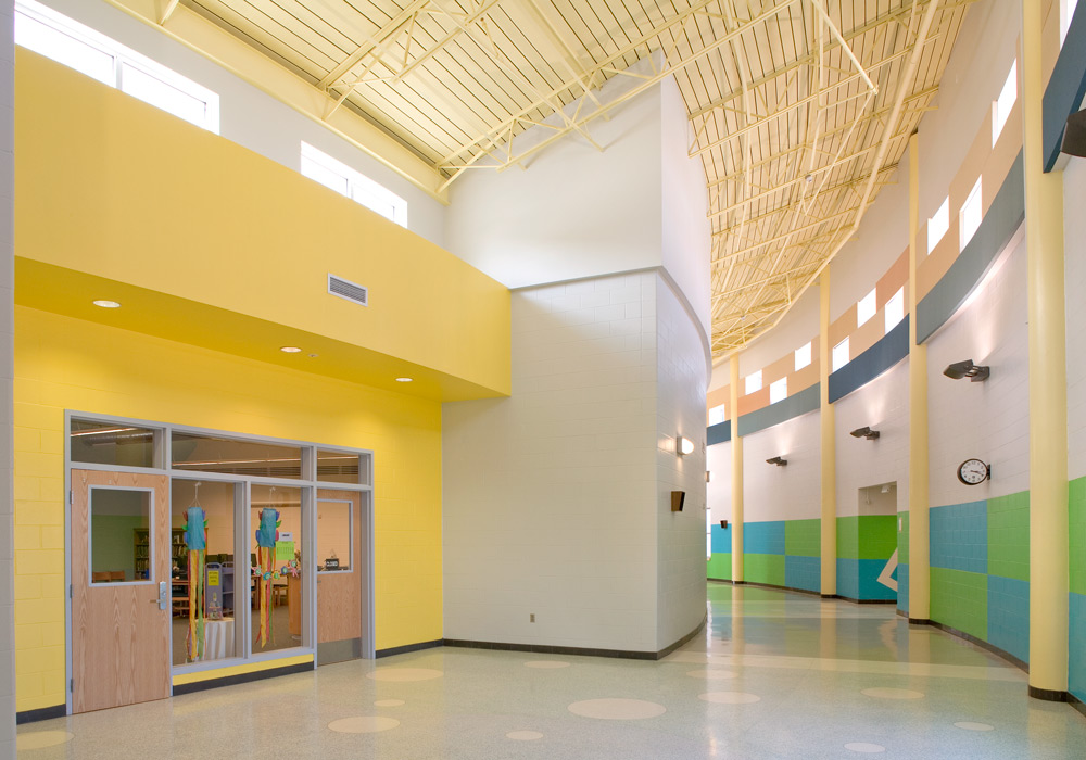 Lee Means Elementary Hall