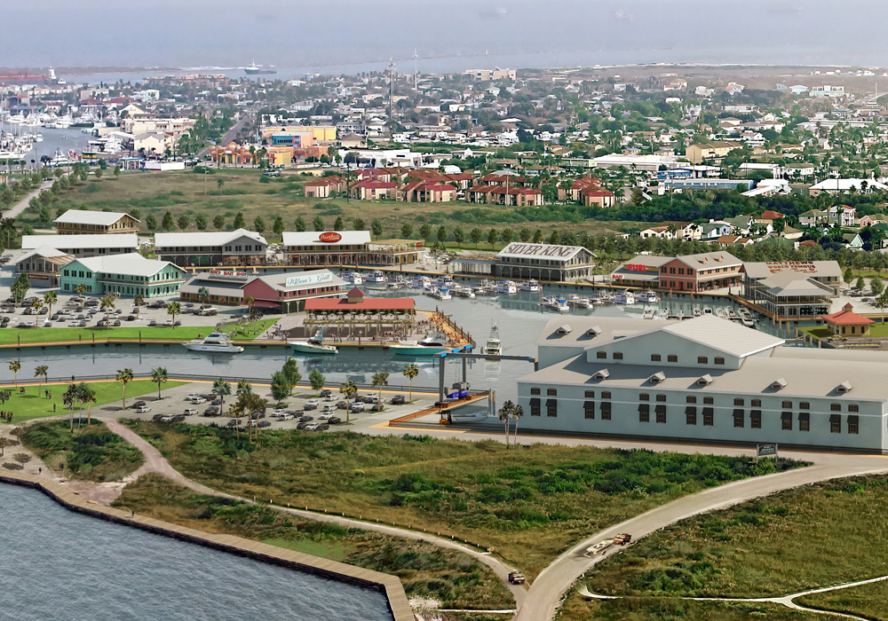 Marina Market Development & Master Plan