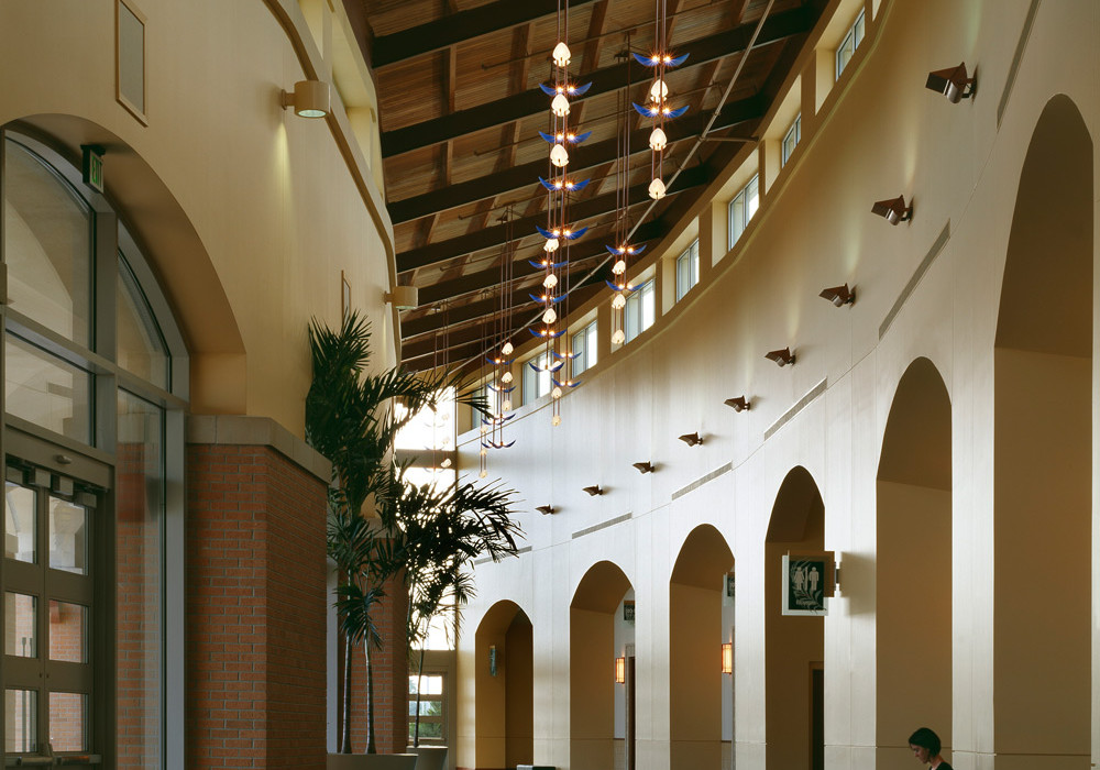 McAllen Conventio Center interior