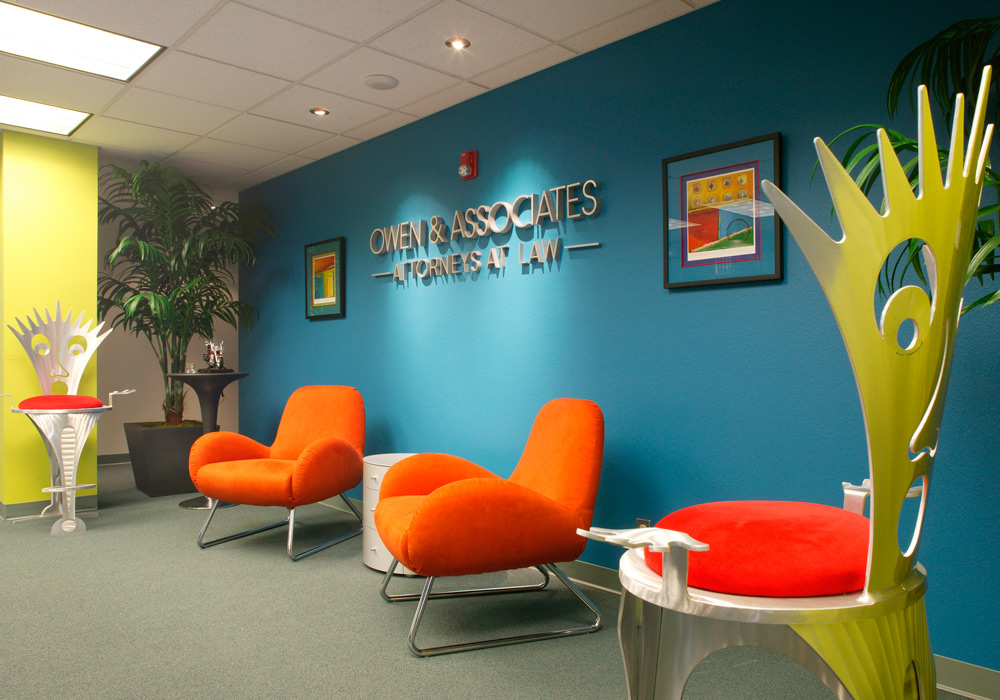 Owens Associates Offices Interior Design