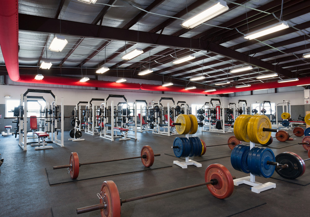 Robstown Field House