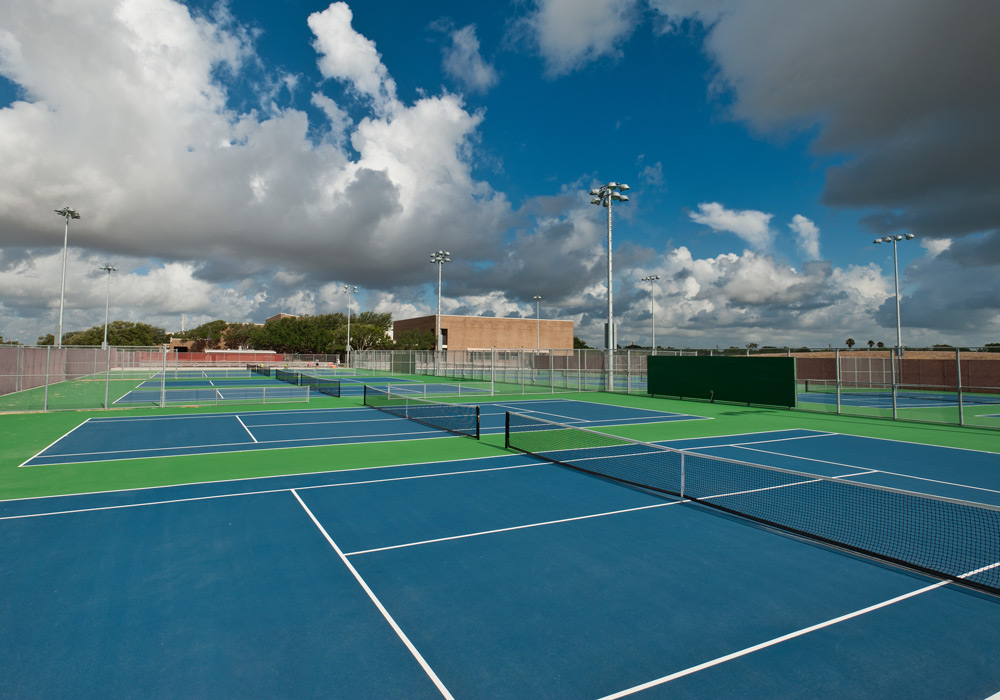 Tuloso-Midway Track Tennis Courts