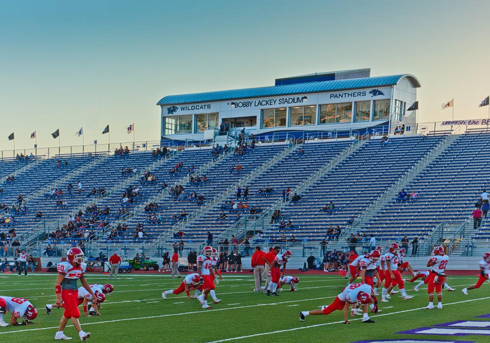 Weslaco Bobby Lackey Stadium