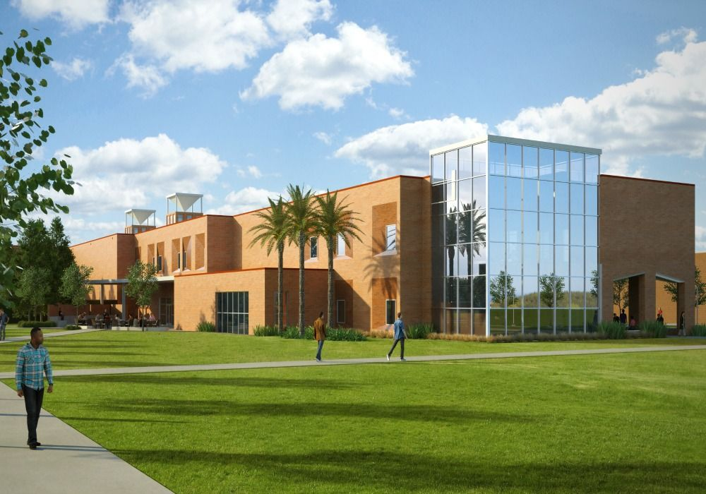 Del Mar College Emerging Technology Expansion